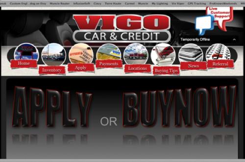 Vigo Car and Credit Buy it Now
